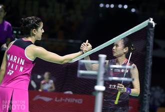 福州羽賽》女單競爭更激烈 戴資穎感受更大衝擊