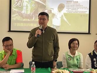 卓榮泰批韓及國民黨:別再鬧笑話