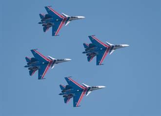 俄羅斯騎士飛行隊將換裝Su-35戰機