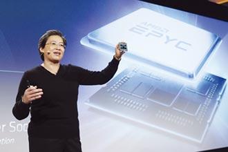 超微第二代EPYC開案量 大增
