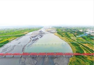 水利署 中央管的濁水溪及卑南溪 揚塵現象已有明顯改善