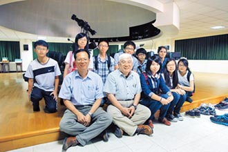 全球第1 高中生發現小行星 命名燭龍
