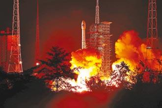 勞模火箭助陣 北斗全球系統衝刺