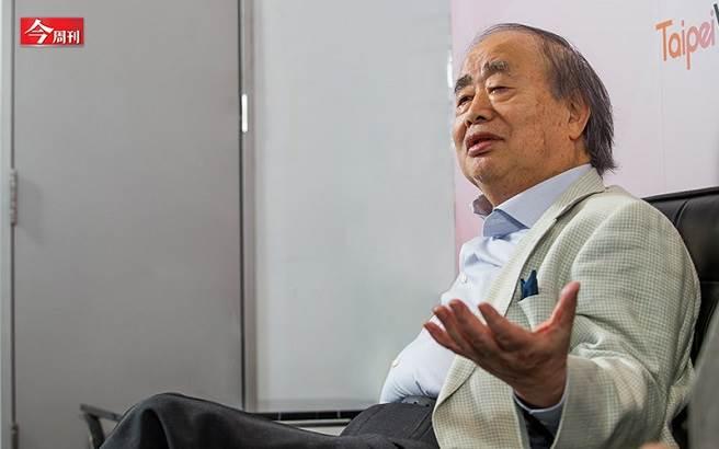 賣《天氣之子》、《解憂雜貨店》智慧財賺翻,76歲的他要讓角川成為「內容版迪士尼」。(圖/今周刊提供)