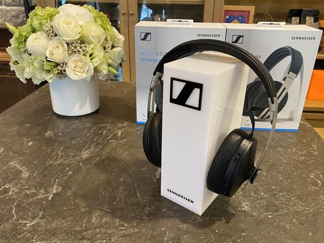 Sennheiser在台推出第三代MOMENTUM Wireless無線耳機 。(黃慧雯攝)