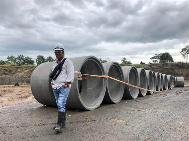 TIPO占地達200公頃,其中已有50公頃為台商預定,預計明年起將有台商陸續進駐。