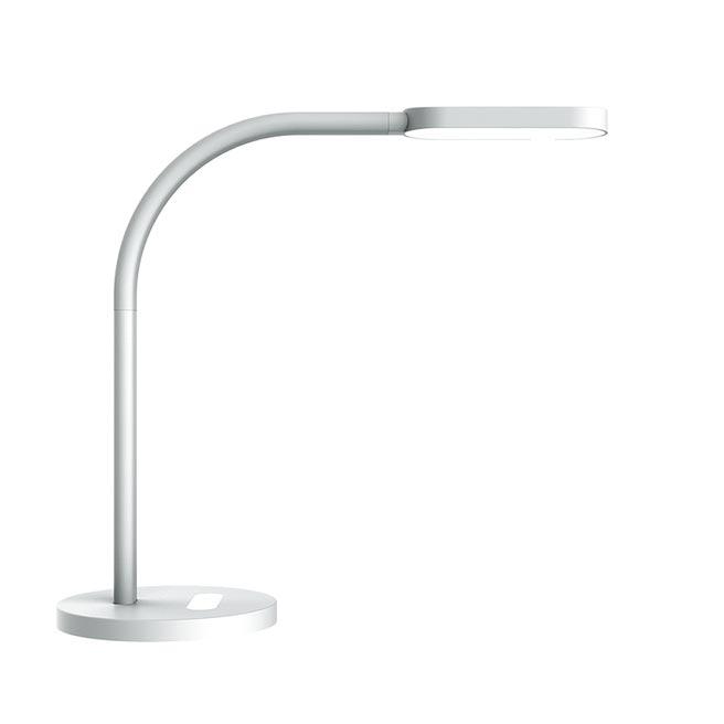 燦坤獨家首賣新品YEELIGHT靈動LED檯燈充電版,會員價1200元,活動價只要745元。(燦坤提供)