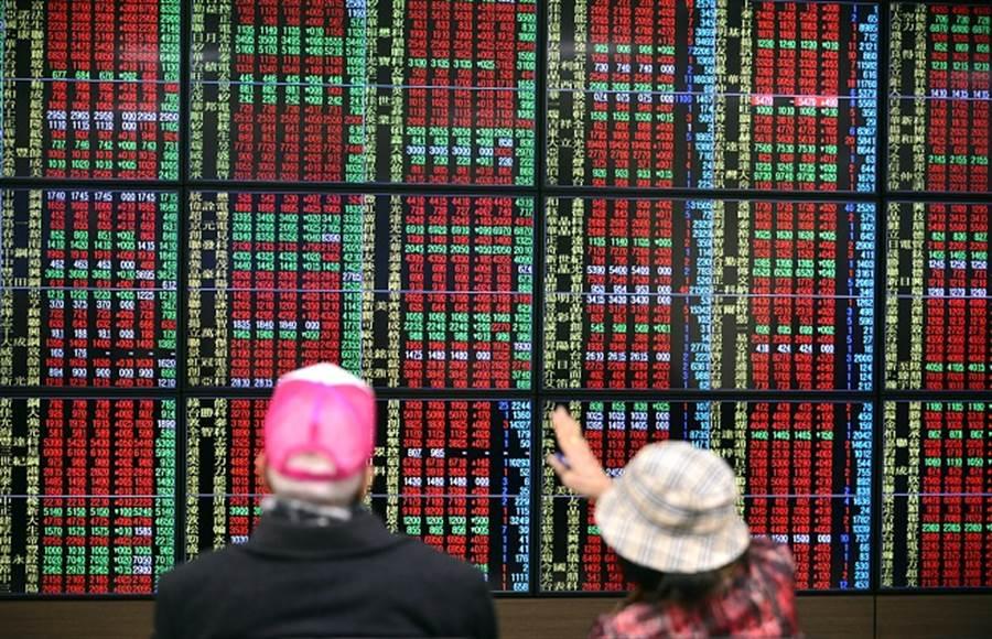 台股6日收盤上漲9點至11653點,再創逾29年新高。(本報系資料照)