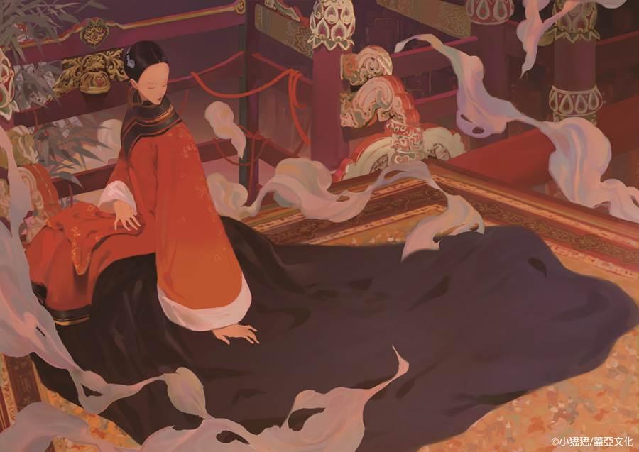 《守娘》揉合了府城三大奇案,以寡婦陳守娘的故事改編。(蓋亞文化提供/王寶兒台北傳真)