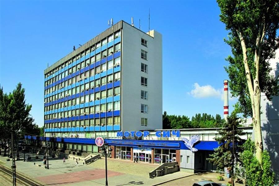 黑水國際創辦人普林斯近期曾訪問位於烏克蘭東部扎波羅熱的馬達西奇公司。(圖/Motor Sich)