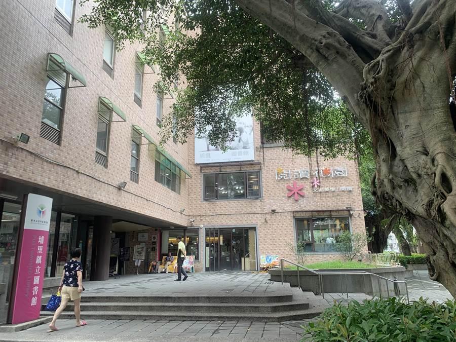 客語口說藝術比賽,將在埔里鎮圖書館舉行。(廖志晃攝)