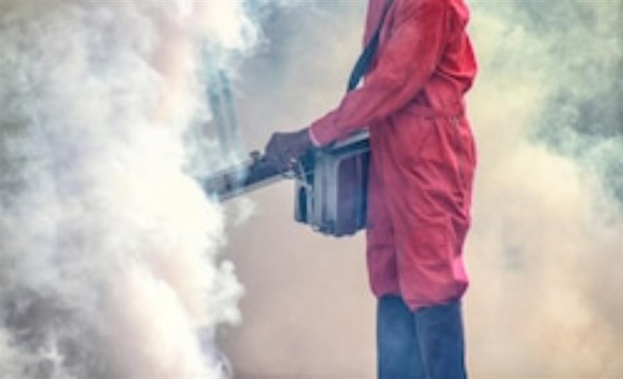 為防範登革熱,居家清潔與消毒很重要。(圖/shutterstock)