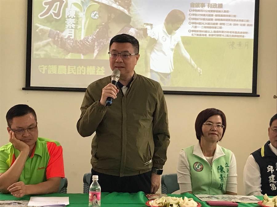 民進黨主席卓榮泰(民進黨中央提供)