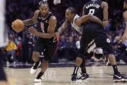 NBA》里歐納德復出 首度與保羅喬治聯手