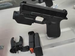 安維7號特勤裝備 克拉克19型GEN5手槍