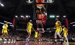 NBA》回歸現實!勇士作客遭火箭痛扁