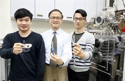 台科大金屬玻璃鍍層刀具 登國際科學期刊
