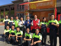 提升救災與指揮率 新竹市消防局請出「變形金剛」