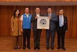 新竹市議會參訪中醫大新竹附醫 盛讚最新穎醫院