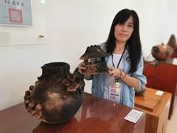 育達科大舉辦師生陶藝聯展作品獲選原民會典藏