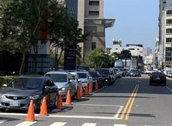 龍頭百貨周年慶逢總統大選!中西區周邊交通恐進黑暗期 業者規畫人力疏導