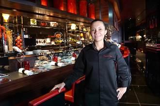 獨〉全球「侯布雄法式餐廳」唯一女主廚在台北!