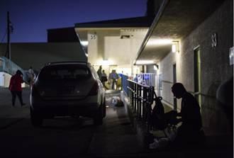美國拉斯維加斯禁止街友露宿街頭
