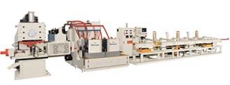 桂全棒鋼加熱高速精密切斷機 汽門最佳生產利器