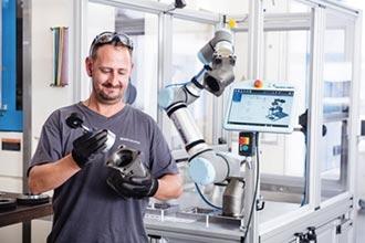 Universal Robots新協作機器人 負重16公斤