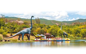 陸恐龍之鄉 又發現巨型化石