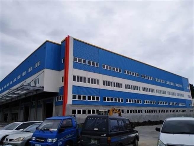 基隆港西岸6、27號碼頭、倉庫整建,將在年底完工,為基隆帶來新的商機。(基隆港務公司提供/許家寧基隆傳真)