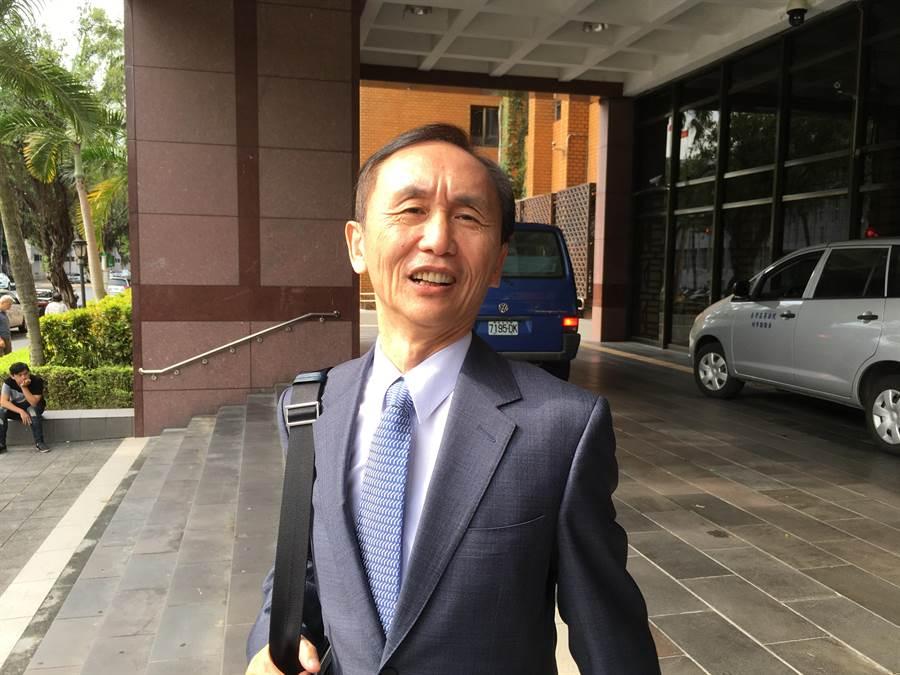 吳子嘉口誤批標案丁允恭提告誹謗不起訴。