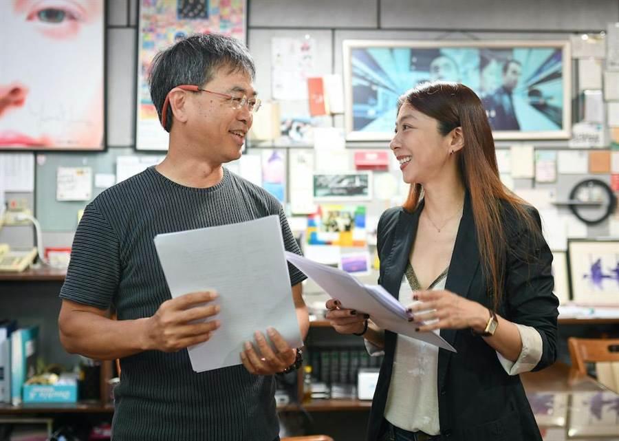 陳綺貞跨刀合作麥覺明電影《黑熊來了》。(牽猴子整合行銷提供)