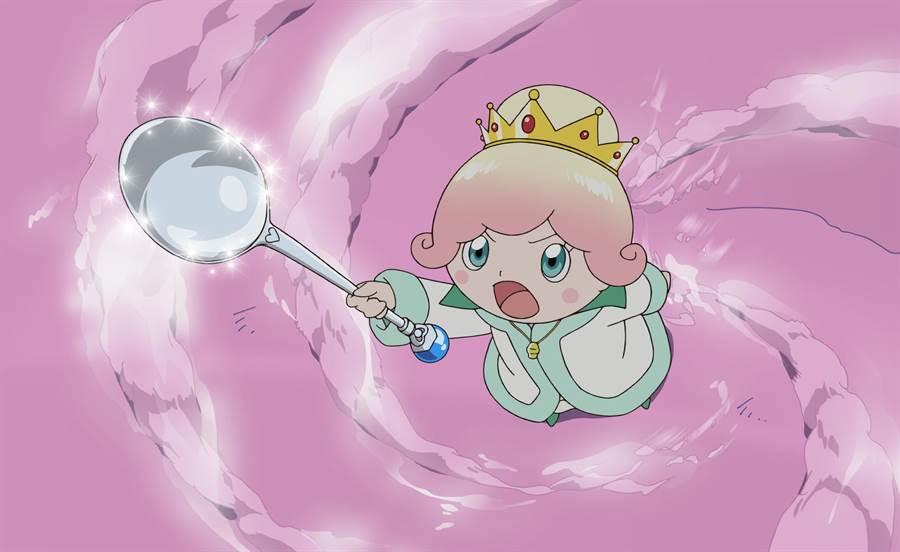 香草公主是片中重要的新角色。(曼迪提供)