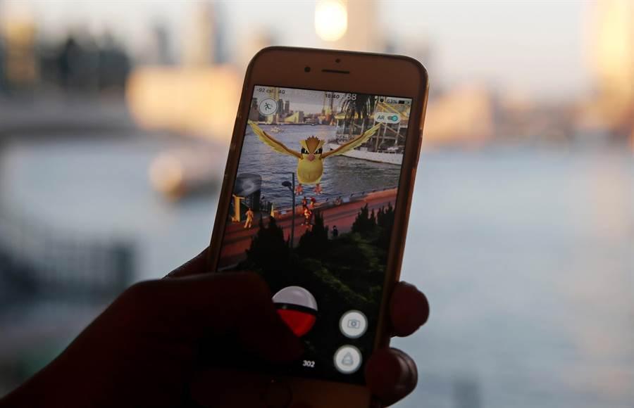 《Pokémon Go》開發公司 Niantic 宣布將在未來幾個月內推出全新的 Buddy Adventure(夥伴冒險)功能。(圖/美聯社)
