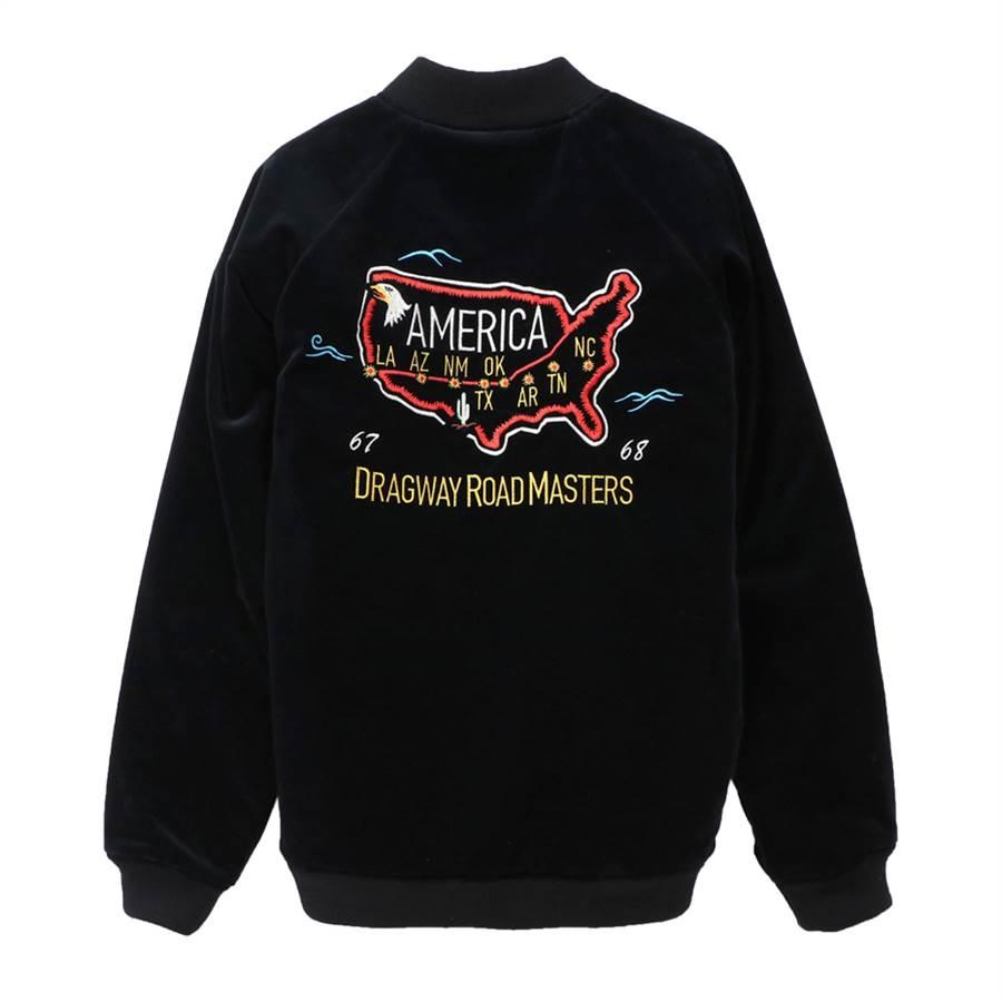 Champion Rochester刺繡外套,8800元。(品牌提供)