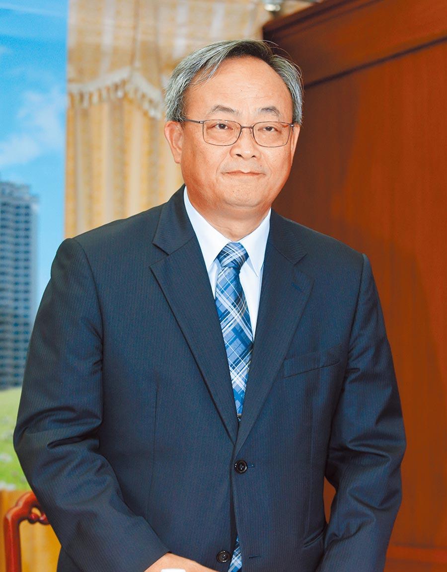 台企銀首席副總經理張志堅圖/本報資料照片