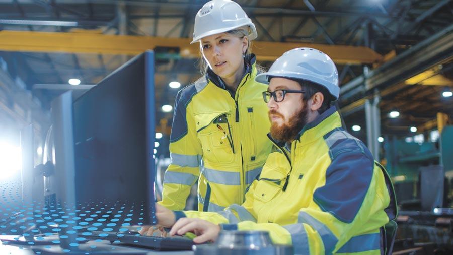 部署工業物聯網技術的企業,雲和現場架構皆不可或缺。圖/洛克威爾提供