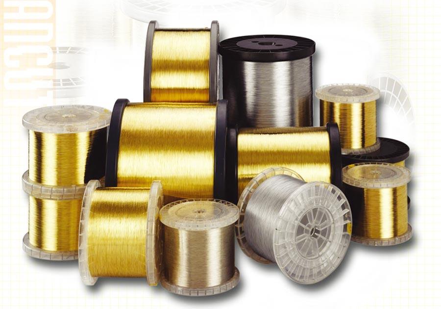 元祥金屬堅持產製高品質銅合金線、棒材等產品,能滿足業者高品質化需求。圖/元祥提供
