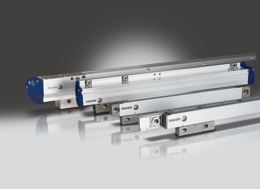 發格研發生產各類光學尺,可廣泛應用在諸多行業。圖/業者提供