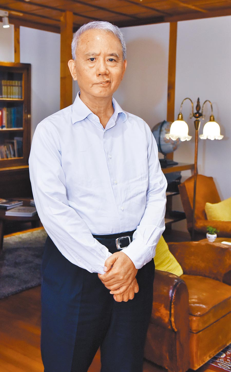 頂新和德文教基金會創辦人魏應充。(本報資料照片)