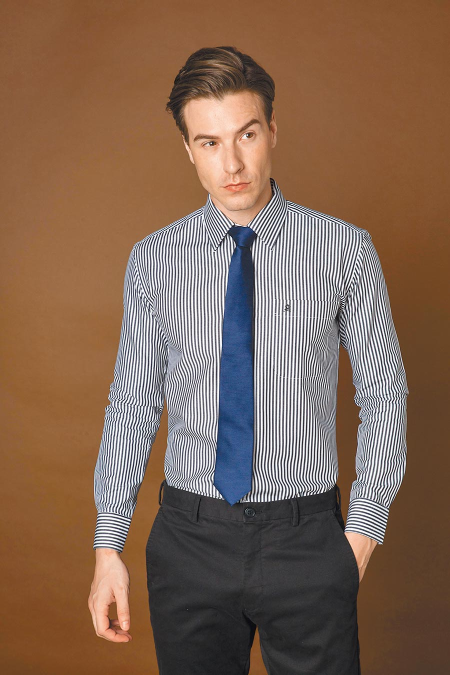 MONTAGUT紳士襯衫,周年慶精選商品2件2000元。(MONTAGUT提供)