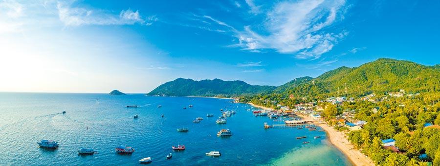泰國蘇美島。(CFP)