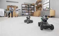 聯強攜手全國電子 力推DJI編程教育機器人