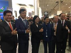 ITF旅展開幕 林佳龍:來台旅客增1成