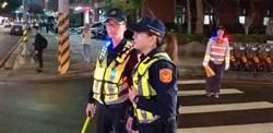 桃園警分局一口氣補足91嫩警 1對1特訓