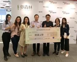 中市全國首創企業托兒設施獎勵金「微程式資訊」名列幸福企業