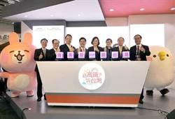 國際旅展登場 台灣高鐵賣萌搶商機