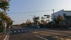 交通管控更人性化!中市豐工路與豐工路318巷口設自動感應號誌