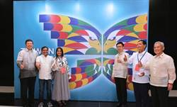 菲律賓台灣形象展首度移師納卯 傳遞愛心揭開序幕